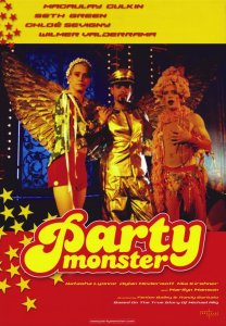 partymonsterposter