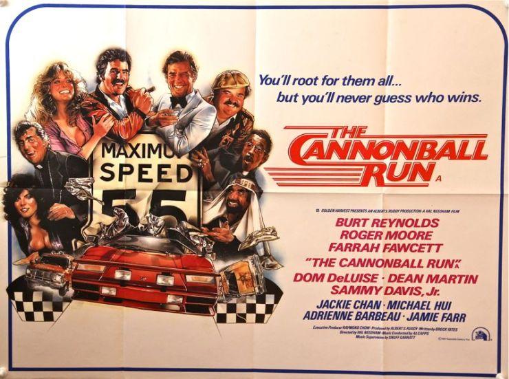 The Cannonball Run Quad