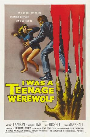 iwasateenagewerewolf