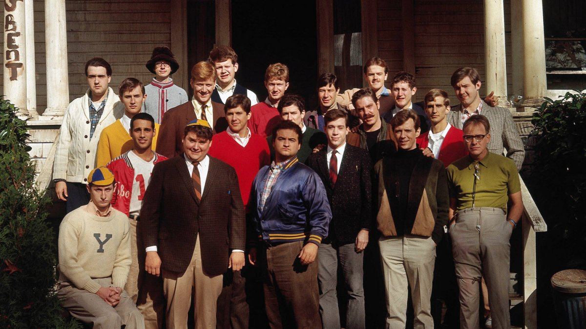 national lampoons animal house movie review As animal house turns 40 and vacation turns 35, here's a look at  national  lampoon movies ranked van wilder, vacation, animal house.