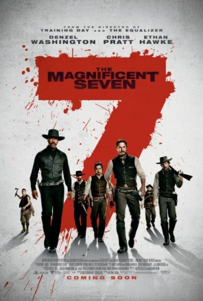 themagnificentseven2016poster