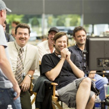 danny-mcbride-and-david-gordon-green-on-set-700x467