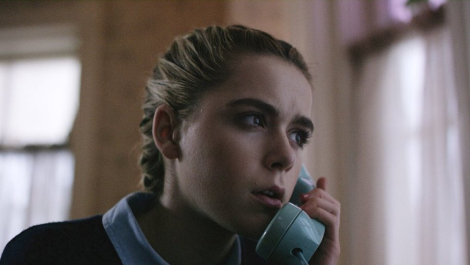 THE BLACKCOAT'S DAUGHTER, Kiernan Shipka (aka FEBRUARY), 2015. ©A24/courtesy Everett Collection