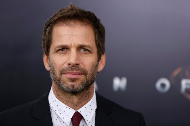 """Director Snyder arrives for the world premiere of the film """"Man of Steel"""" in New York"""