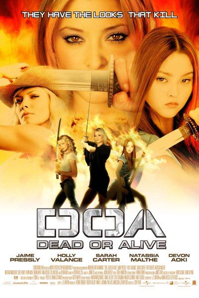D O A Dead Or Alive 2006 Worldfilmgeek