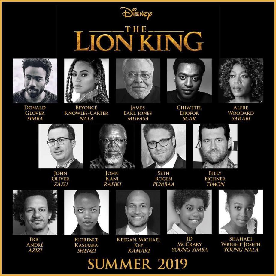 lionking2019cast