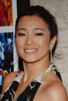 """Gong Li """"Curse of the Golden Flower"""" New York City Premiere - Arrivals Alice Tulley Hall - Lincoln Center New York City, New York United States November 27, 2006 Photo by Stephen Lovekin/WireImage.com To license this image (11564415), contact WireImage: U.S. +1-212-686-8900 / U.K. +44-207-868-8940 / Australia +61-2-8262-9222 / Germany +49-40-320-05521 / Japan: +81-3-5464-7020 +1 212-686-8901 (fax) info@wireimage.com (e-mail) www.wireimage.com (web site)"""