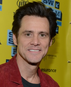 """AUSTIN, TX - MARCH 08: Actor Jim Carrey arrives at the screening of """"The Incredible Burt Wonderstone"""" during the 2013 SXSW Music, Film + Interactive Festival at the Paramount Theatre on March 8, 2013 in Austin, Texas. (Photo by Michael Buckner/Getty Images)"""