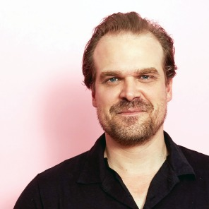SAN DIEGO, CA - JULY 22: Actor David Harbour from Netflix's 'Stranger Things' poses for a portrait during Comic-Con 2017 at Hard Rock Hotel San Diego on July 22, 2017 in San Diego, California. (Photo by Robby Klein/Getty Images)