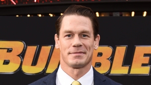 HOLLYWOOD, CALIFORNIA - DECEMBER 09: John Cena attends the global premiere of Paramount Pictures' film 'Bumblebee' on December 09, 2018 in Hollywood, California. (Photo by Michael Kovac/Getty Images for Paramount Pictures )