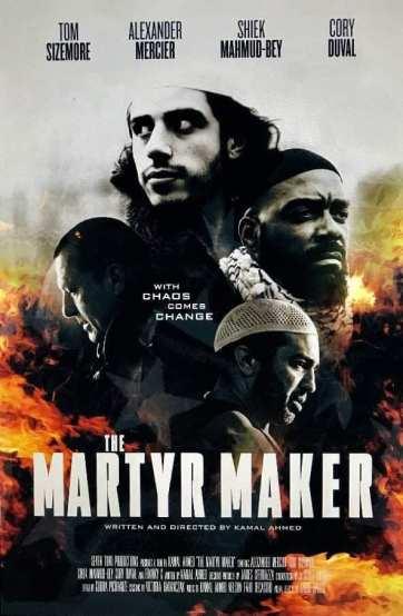 Martyr Maker poster