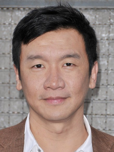 """Chin Han arrives at the Warner Bros. Pictures' """"Rampage"""" Los Angeles Premiere held at the Microsoft Theater in Los Angeles, CA on Wednesday, April 4, 2018. (Photo By Sthanlee B. Mirador/Sipa USA) (Newscom TagID: sipaphotoseight012646.jpg) [Photo via Newscom]"""