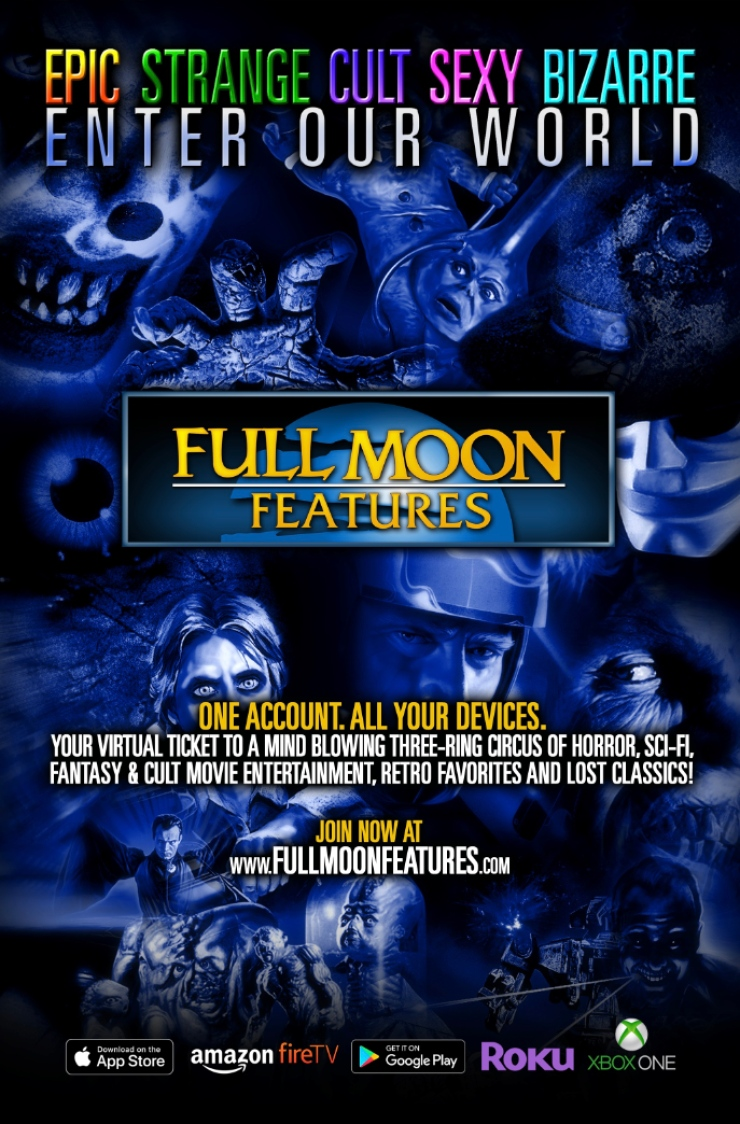 Full Moon Features Channel