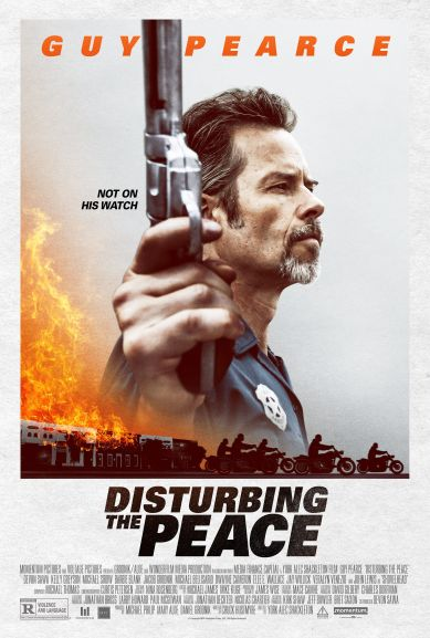 disturbingthepeace