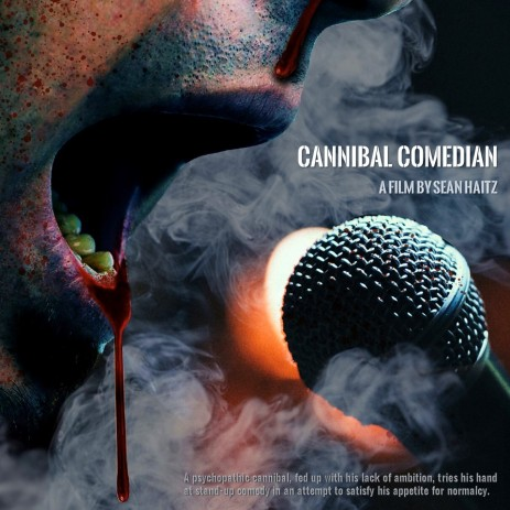 Cannibal Comedian POSTER